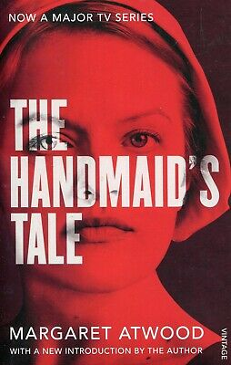 The Handmaid's Tale by Margaret Atwood Dystopian Classic Vintage Fiction Book