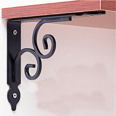 Shelf support bracket Wall Hanging Braces Home Decorative Holder 15x11cm