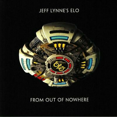 JEFF LYNNE'S ELO - From Out Of Nowhere - Vinyl (LP)