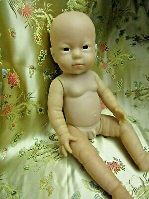Baby Boy Doll Anatomically Correct Cute Realistic 16""