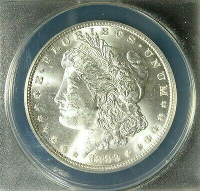 PCGS MS 63 1879-S Morgan Silver Dollar Early Date Coin