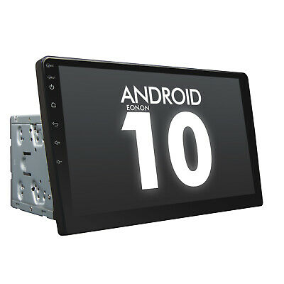 "Android 9.0 7"" HD Double 2 DIN Car Radio Stereo GPS Navigation DSP Apple CarPlay"