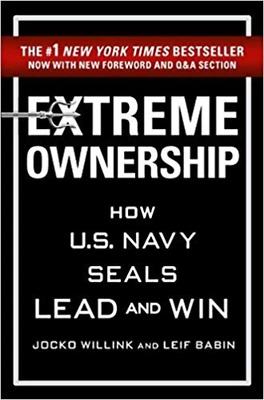 Extreme Ownership - by Jocko Willink - Paperback