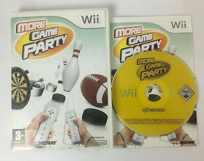 More Game Party (Wii) PEGI 3+ Various: Party Game Expertly Refurbished Product
