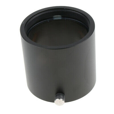 Adapter for Astronomy Telescope Eyepiece Lens 2 Inch to SCT Thread with Ring