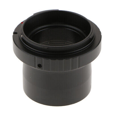 """T Ring for Canon DSLR Camera Lens+2"""" to T2 M42*0.75 Telescope Mount Adapter"""