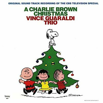Vince Guaraldi: A Charlie Brown Christmas (Green Vinyl) LP
