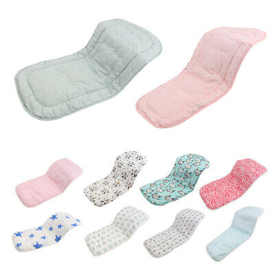 Baby Stroller Cushion Soft Seat Pad Trolley Mattress Car Seat Liner Diaper Pad