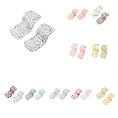 Soft Cotton Baby Stroller Pad Mat Child Cart Seat Cushion Trolley Accessories