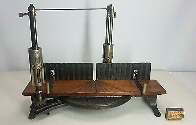 Antique Stanley Usa Sweetheart Mitre Miter Vintage Saw Box #248 Carpenters Tool