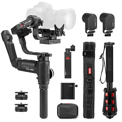 ZHIYUN Crane 3 Lab  3-Axis Hand-held Gimba Stabilizer For Camera Creator Package