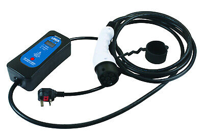 Laser Tools 7695 Electric Vehicle Charger - 240v Portable