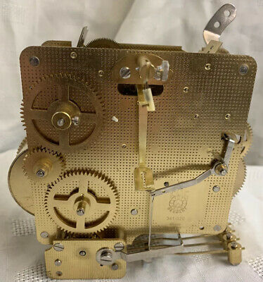 Franz Hermle Germany 8 Day Westminster Chime Clock Movement  341-020 45cm