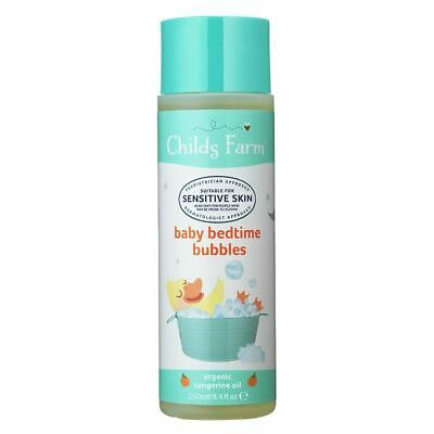 Childs Farm Baby Bedtime Bubbles - 250ml