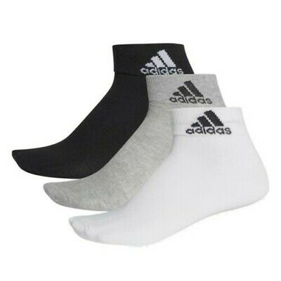 Calcetines Fitness Performance Delgada Tobillo Adidas
