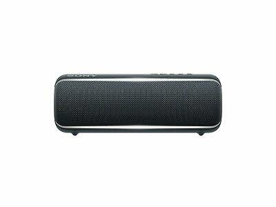 Sony SRS-XB22 Extra Bass Portable Bluetooth Speaker BLACK