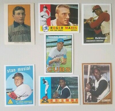2019 Topps Update Series Iconic Card Reprints Inserts Complete Your Set.