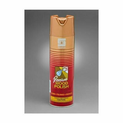 Spartan Premium Wood Polish, 16 oz aerosol