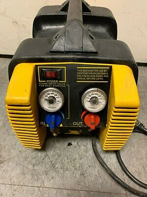 Appion G5Twin G5 Twin Cylinder Refrigerant Recovery Machine