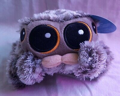 Lucas the Spider Sold Out 1st Edition Stuffed Toy w/ Semi-Working Voice Box