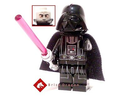 Lego Star Wars Darth Vader minifigure from set 75150