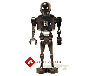Lego Star Wars Rogue One K-2SO Droid Minifigure from set 75156