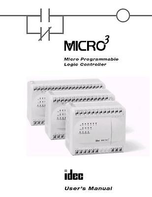 Software and Manuals for IDEC Micro 3