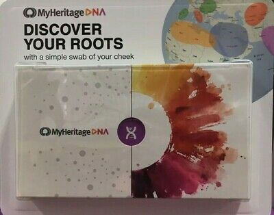 My Heritage Dna Kit Mail Off Test Discover Your Roots With Simple Swab of Check