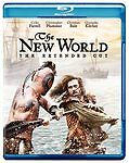The New World [The Extended Cut] [Blu-ray]