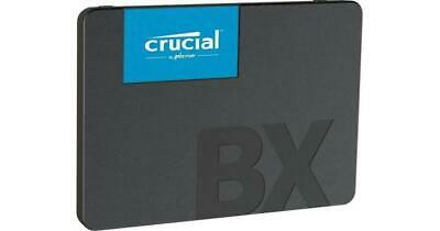 "Crucial BX500 2.5"" 120GB SATA 7mm Internal Solid State Drive SSD 540MB/s CT120BX"