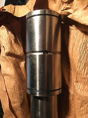 Weldon endmill sharpening spindle NOS.