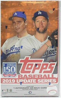 2019 Topps Update Series Complete Base Set US1 - US300