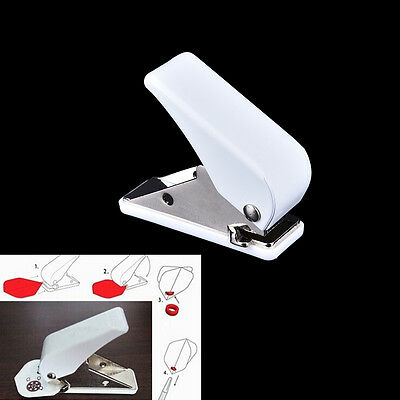 Mini Professional Dart Flight Hole Puncher Punch Alloy Accessories LC