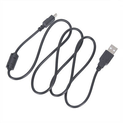 USB Charger Data Sync Transfer Cable Lead Cord For Go Pro Hero 2 3 3+ 4 Camer ed