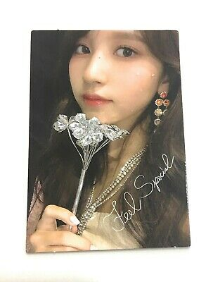 TWICE 8th Mini Album Mina Feel Special Official Photocard Mina KPOP SLEEVE 02