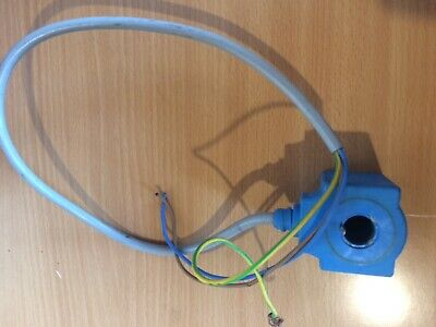 Danfoss 018Z6252 Solenoid Coil with cable