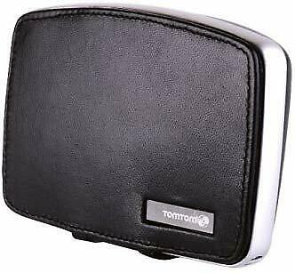 Tomtom Go Deluxe Leather Case With Strap (Go 720 / 520)