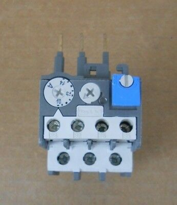 ABB Thermal Overload Relay T7DU 2.4-4.0 Amp Trip Class 10A U=690V New