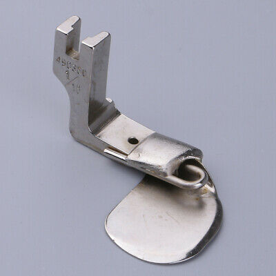 Double Fold Clean Finish Hemmer With Swing-Away Bracket For Sewing Machine