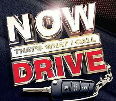 Now That's What I Call Drive  (3Cd 2014) New & Sealed