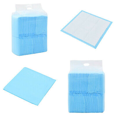 Pet Training Pads 60x60cm Large Dog Cat Puppy Toilet Pee Wee Mats 100 200 400