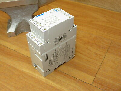 Crouzet KZH3 RS *NEW* Two Hand Control Safety Relay 85100636