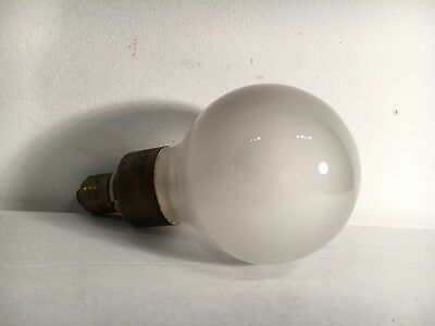 Osram Nitraphot - B 230 V 500 W Lightbulb Photo Lamp with Box - Antique