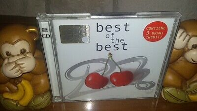 "2 Cd Pooh ""Best Of The Best"" Cgd 2001 (3 Inediti)"