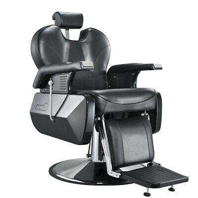 Adjustable Barber Chair Durable Comfortable Chassis Barber Chair Hydraulic Pump