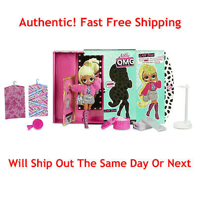 """LOL SURPRISE OMG FASHION DOLL """"Lady Diva"""" IN HAND 💥 NEW RELEASE 💥READY TO SHIP"""