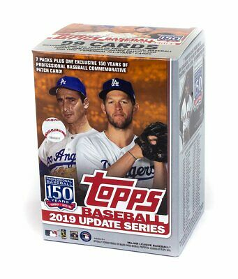 2019 Topps Update - You Pick 10 Cards From Base Set Cards **Cards #Us1-Us300**
