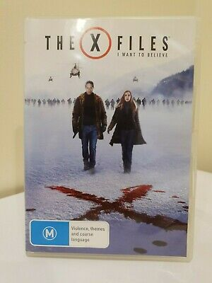 136339 I WANT TO BELIEVE The X Files Series Wall Print Poster Plakat