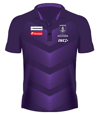 BNWT Mens Sz Small Official AFL Brand Fremantle Dockers Silky Feel Boxer Shorts