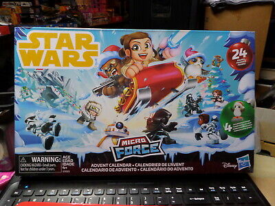 Micro Force Star Wars Advent Calender 24 figures - 2018